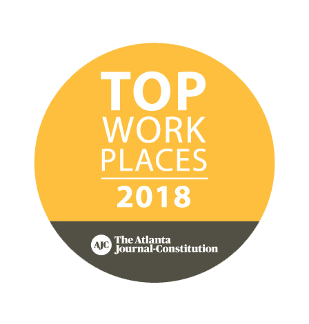Atlanta's Top Workplaces for the 7th Consecutive Year